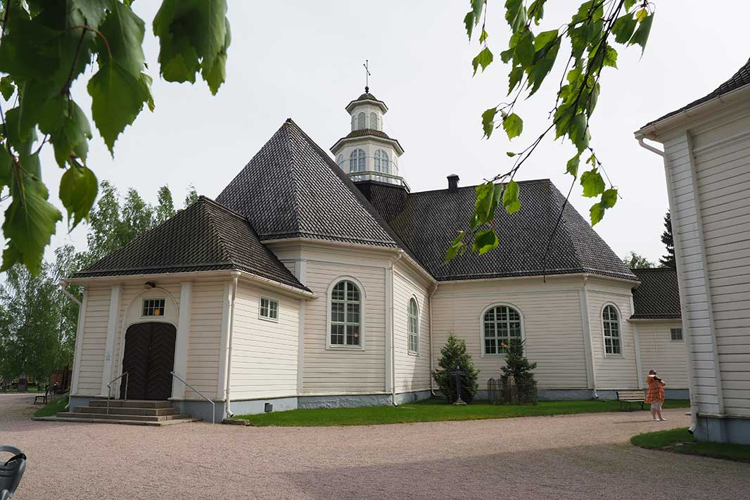 Ilmajoen kirkko
